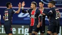 PSG vinder og sørger for spænding på sidste spilledag: Se målene her