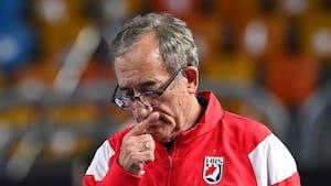Medier: Kroatisk landstræner siger op på direkte tv efter choknederlag