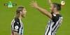 Lukket og slukket: Jeff Hendrick udbygger til 2-0 mod West Ham med sand perle