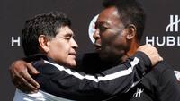 Pelé til Maradona: Vi må spille sammen i himlen