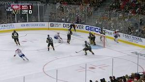 Kampen på fem minutter: Canadiens udligner mod Knights