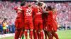 Bayern München er tyske mestre for 7. sæson i træk: Se alle målene fra 5-1-sejren