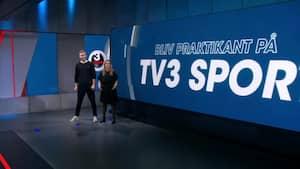 Sådan arbejder en journalistpraktikant på TV3 Sport