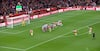 Vild kamp: Arsenal scorer tre gange i undertal og sejrer mod oprykkerne - se målene her