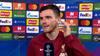 Liverpool-back: 'Det var helt sikkert en fed kamp for de neutrale'