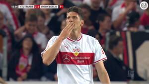 Tysk veteran sender Stuttgart på 2-1 i playoff-drama