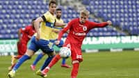 Bashkims brag og målrige topkampe: Se ALLE weekendens Superliga-mål her