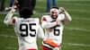 Sensation! Browns slår storebror Steelers efter VANVITTIG kamp - se højdepunkterne her