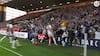 MÅL: Her header Dawson West Bromwich foran 1-0