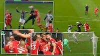 Alisson sikrer Liverpool-sejr i 95. minut: Se alt det bedste fra dramaet her