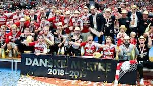 Ren danskerfest i Champions League gruppe A - se lodtrækningen her