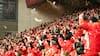 Uefa straffer DBU for tilskuerballade og pyroteknik