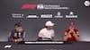 Verstappen og Hamilton i chok på pressemøde: Formel 1-stjerne skal være far