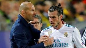 Zidane vender på en tallerken: Bale er en vigtig spiller for os