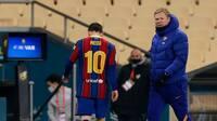 Udvisning koster Messi to dages karantæne