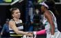Simona Halep slår Venus Williams og møder søsteren Serena