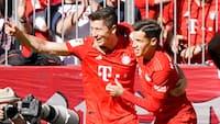 Han bliver bare ved - Lewandowski bringer Bayern på sejrskurs