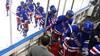 Gang i svingdøren: New York Rangers fyrer præsidenten og den daglige leder