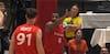 Danske basketherrer giver verdens nummer ti kamp til stregen - se afslutningen her