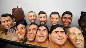 Ronaldo? Messi? Neymar? Celta Vigo-dansker sammensætter den komplette fodboldspiller
