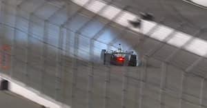 DRAMA! Absurd tæt afslutning i Indycar