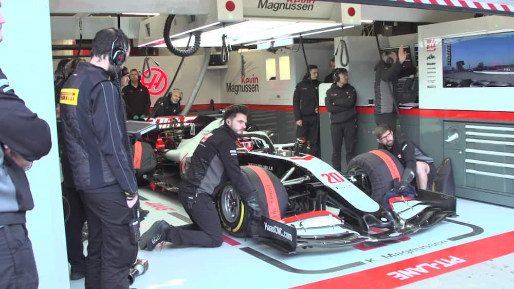 Her er F1-overblikket – Sådan klarede kørerne sig ved første session