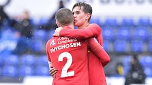 Højdepunkter: FC Nordsjælland forlænger sejrsstime med målfest i Randers