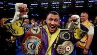 To OL-guldvindere mødes i gigantisk boksebrag i London - se med LIVE på Viaplay PPV