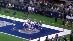 Cowboys - Vikings highlights uge 10