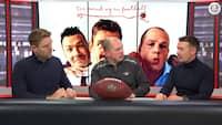 Rasende Tommy, wildcard-runden og fyringer - se HELE udgaven af Tre Mand og en Football her