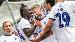 FCK med god lodtrækning - slipper for Rosenborg