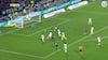 Omringet af fire spillere - Neymar med endnu et sent klassemål i PSG-sejr
