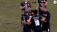 Frisparksperle var nok: Se den flotte scoring, der sender Viborg på førstepladsen