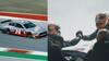 Kevin og Grosjean i vild NASCAR-racer: 'Det var fa.... sjovt - det er jo en legendarisk racerbil!'