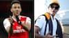 Er han ligeså hurtig i en F1-bil? Arsenal-stjerne skal køre grandprix med Norris på søndag