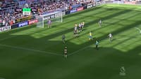 Southampton fik point efter dramatisk afslutning mod Newcastle