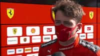 Leclerc: 'Dagen har været meget værre end forventet'