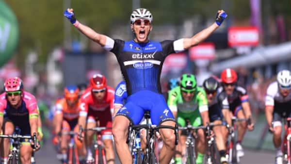 Kittel trækker sig fra Giroen efter to etapesejre