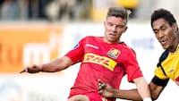FCN sælger U21-landsholdsback til Bundesligaklub