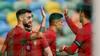 Portugal er klar til EM - storsejrer i sidste testkamp med to Fernandes-scoringer