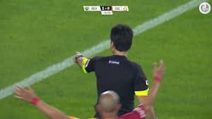 Vanvidskamp: Straffespark tænder kæmpe ballade i tyrkisk pokalfinale - se det hele her