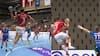 Lækker indøvet detalje: Aalborg-spillere med frækt vip