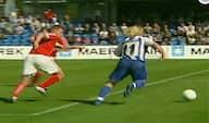 Dengang Esbjerg-hold fyldt med legender sparkede sæsonen i gang med legestue med Silkeborg