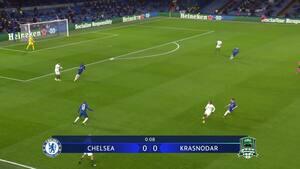 Highlights: Chelsea måtte nøjes med uafgjort mod Krasnodar