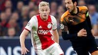 Spansk avis: Real Madrid enige med Ajax om midtbanestjerne