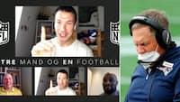 Belichick i problemer: 'Måske var Tom Brady 'the missing link' hos Patriots'