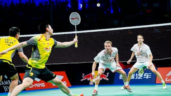 Flot comeback sender Boe og Mogensen i Korea Open-finale