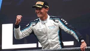 Så skete det: Russell kører for Mercedes i 2022