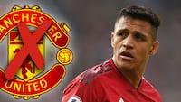 Vanvittig statistik: Så meget kostede Alexis Sánchez pr. boldberøring i Manchester United