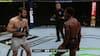 Aggressiv Dawodu sender ukvemsord mod Tukhugov i  UFC - se den sjove situation her